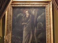 'Estudio de San Andrés', de El Greco