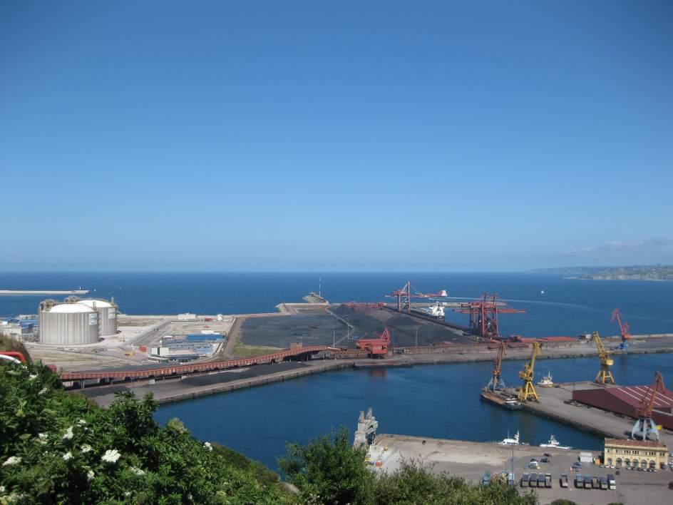 El puerto aprueba su plan de empresa 2018 con una inversi n de 9 2 millones de euros - Puerto de gijon empleo ...