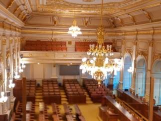 Parlamento checo