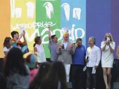 El World Pride pide que la libertad sexual sea reconocida en todo el mundo