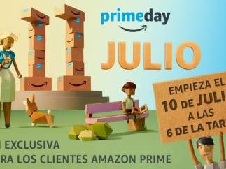 Amazon hará su tercer Prime Day anual el 11 de julio