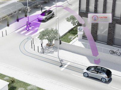 VW quiere conectar sus coches a partir de 2019