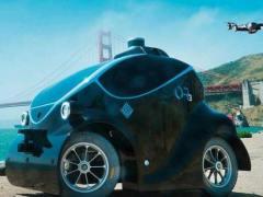 La policía de Dubai usará minivehículos autónomos para perseguir a los criminales