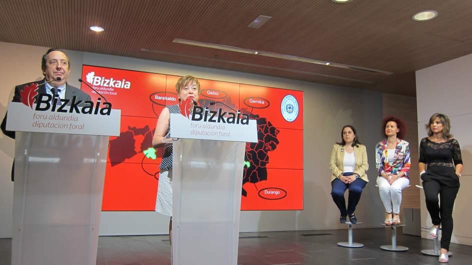 La diputaci n de bizkaia dar atenci n jur dica gratuita a for Oficinas hacienda bizkaia