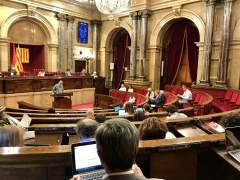 El Parlament aprueba que solo se subvencione a medios privados que hagan campaña del 1-O