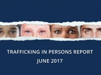 Tráfico de personas en el mundo