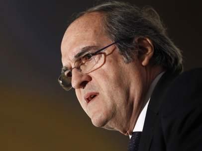 Ángel Gabilondo. Portavoz del Grupo Parlamentario Socialista en la Asamblea de Madrid.