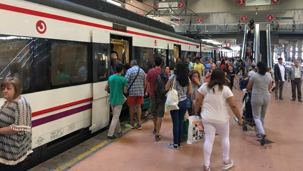 Cercanías Madrid