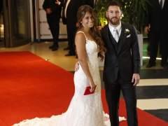 Messi se casa con Antonella