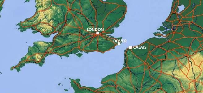 Paso de Calais