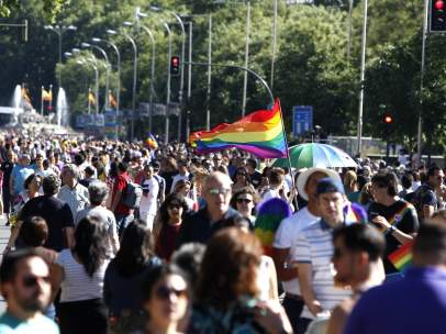 Miles de asistentes