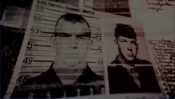 Lee Harvey Oswald en 'JFK: Desclasificado'