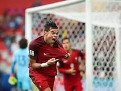 Gol de Pepe con Portugal