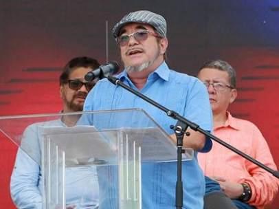 El líder de las FARC, alias 'Timochenko'