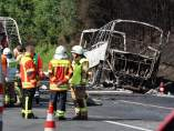 Accidente Alemania
