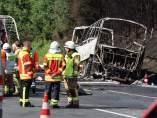 Accidente Alemania