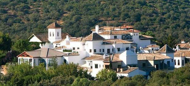 La Bobadilla, en la sierra de Loja (Granada).