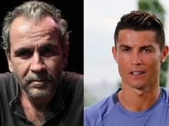 Willy toledo y Cristiano Ronaldo
