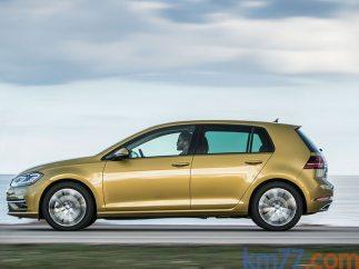 8 - Volkswagen Golf