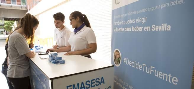 Votación fuentes Sevilla