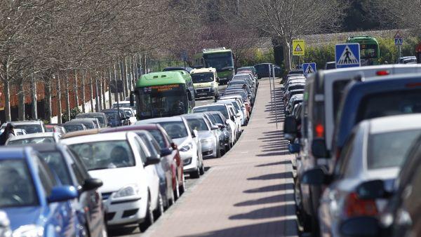 Velocidad adecuada en la carretera