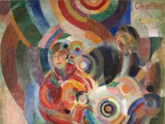 Cantantes de flamenco (Gran flamenco), 1915-1916