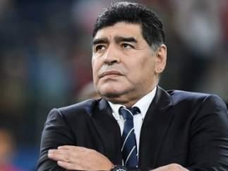 Ronaldo y Maradona