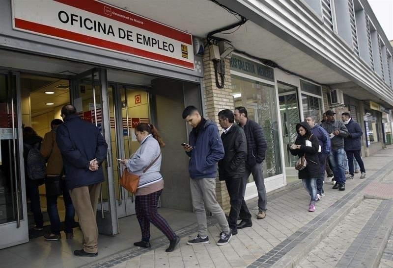 La tasa de desempleo en julio se mantiene en la eurozona for Oficina de paro madrid