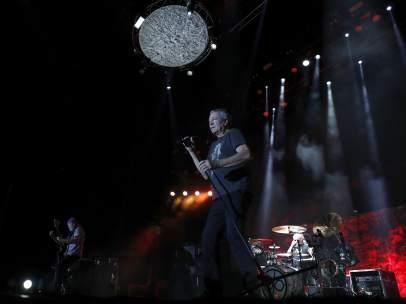 Deep Purple en Madrid