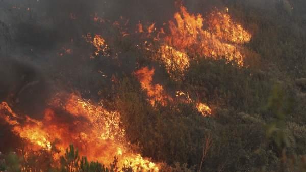 Incendio de Riotinto