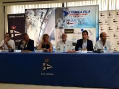 Presentación de la regata Tabarca Vela