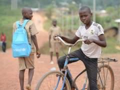 Niño africano