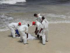 Francia cifra en 800.000 los emigrantes en Libia que quieren pasar a Europa