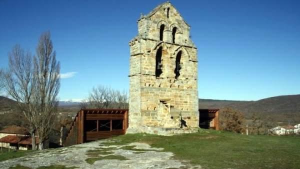 Iglesia de Santa María de Valverde
