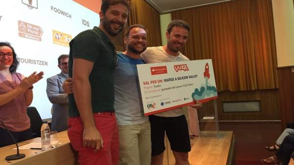 Premios PalmaActiva y UIB al emprendimiento