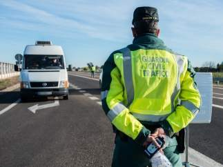 Control Anti-Droga Guardia Civil De Tráfico.