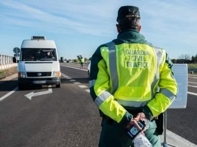 Control Anti-Droga Guardia Civil De Tráfico.