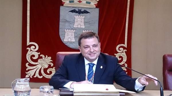 Serrano, nuevo alcalde de Albacete