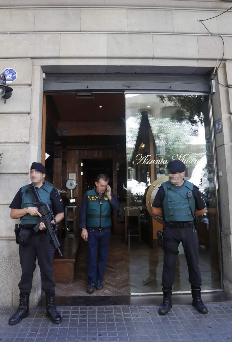 Registran el restaurante assunta madre de barcelona en una - Assunta madre barcelona ...