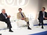 Felipe González, José María Aznar y José Luis Rodríguez Zapatero