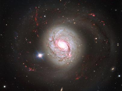 Una galaxia muy lejana