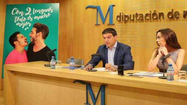 Presentación Málaga Bilingüe