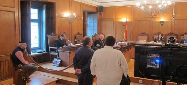 Forenses ratifican que una de las niñas de Moraña presentaba signos de lucha, aunque el padre las ...