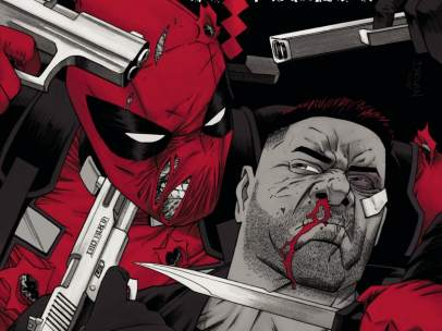 'Deadpool versus The Punisher'