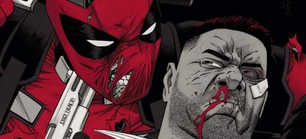 'Deadpool versus The Punisher'