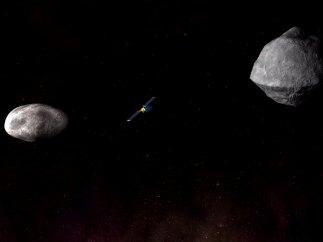 Sistema DART de la NASA contra asteroides