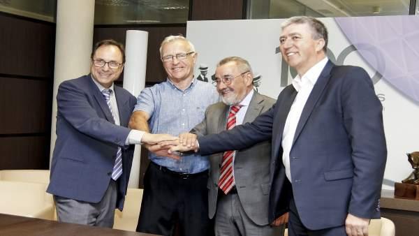 Arranca la reestructuració de Fira València amb la firma del seu protocol d'intencions