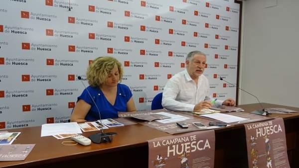 'La Campana De Huesca. Un Verano De Leyenda', Nuevo Programa Turístico Del Ayunt