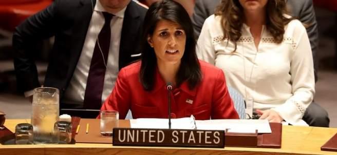 Embajadora de EEUU en la ONU