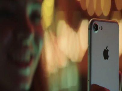 Escáner facial del iPhone 8